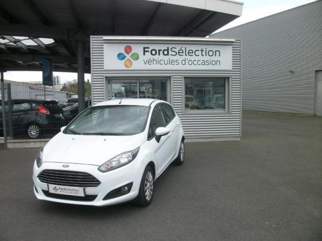 voiture occasion ford fiesta 1 5 tdci 75ch fap edition 5p 2014 diesel 56600 lanester morbihan. Black Bedroom Furniture Sets. Home Design Ideas