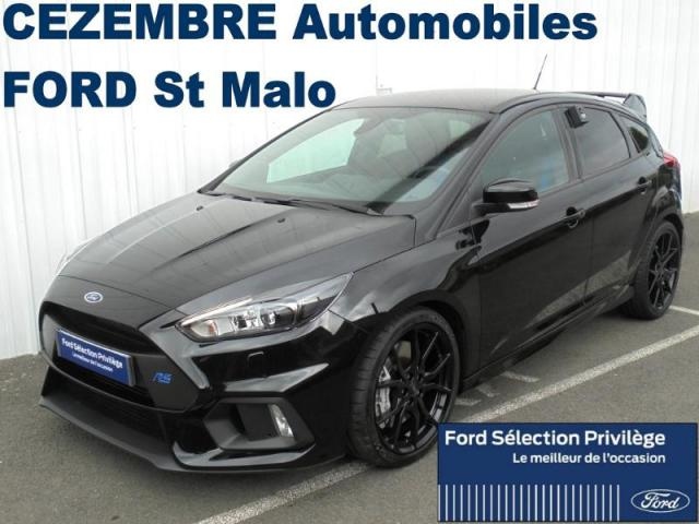 voiture occasion ford focus rs 2 3 ess 350ch 4x4 2017 essence 35400 saint malo ille et vilaine. Black Bedroom Furniture Sets. Home Design Ideas