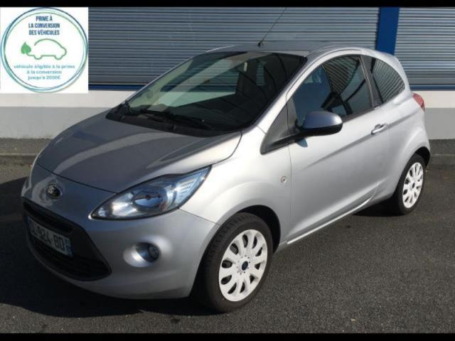 voiture occasion ford ka 1 2 69 s s titanium 2012 essence. Black Bedroom Furniture Sets. Home Design Ideas