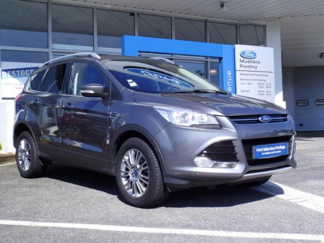 voiture occasion ford kuga 2 0 tdci 140ch fap titanium 2013 diesel 56300 pontivy morbihan. Black Bedroom Furniture Sets. Home Design Ideas