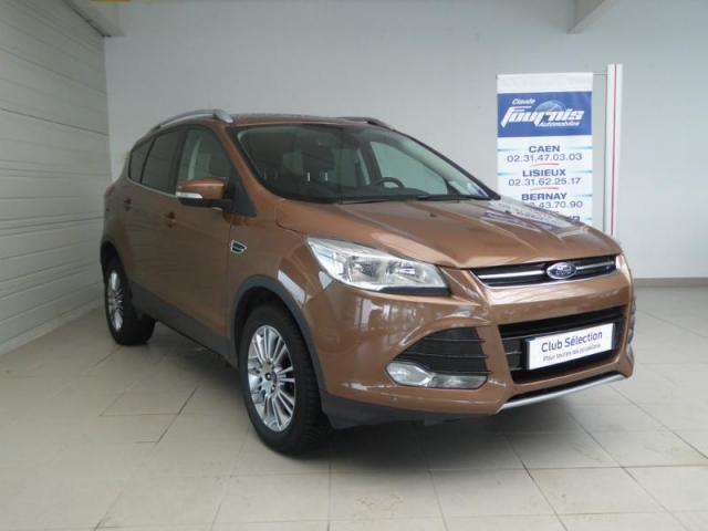 voiture occasion ford kuga 2 0 tdci 140ch fap titanium. Black Bedroom Furniture Sets. Home Design Ideas