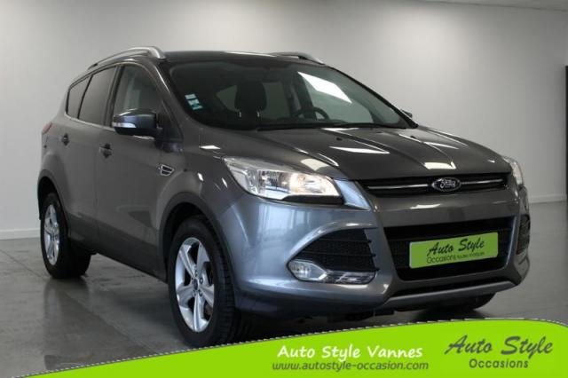 voiture occasion ford kuga 2 0 tdci 140ch fap trend 2013 diesel 56450 theix morbihan. Black Bedroom Furniture Sets. Home Design Ideas