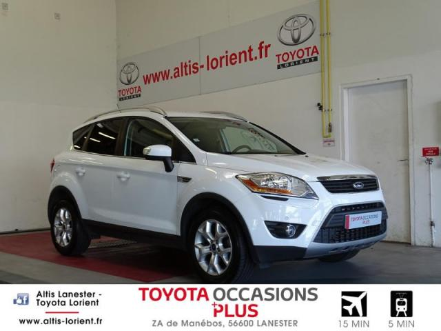 voiture occasion ford kuga 2 0 tdci 140ch fap trend 4x2 2012 diesel 56600 lanester morbihan. Black Bedroom Furniture Sets. Home Design Ideas