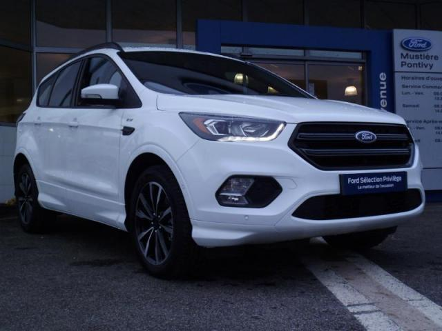 voiture occasion ford kuga 2 0 tdci 150ch stop start st line 4x2 2016 diesel 56300 pontivy. Black Bedroom Furniture Sets. Home Design Ideas