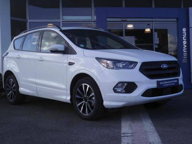 voiture occasion ford kuga 2 0 tdci 150ch stop start st line 4x2 2017 diesel 56300 pontivy. Black Bedroom Furniture Sets. Home Design Ideas