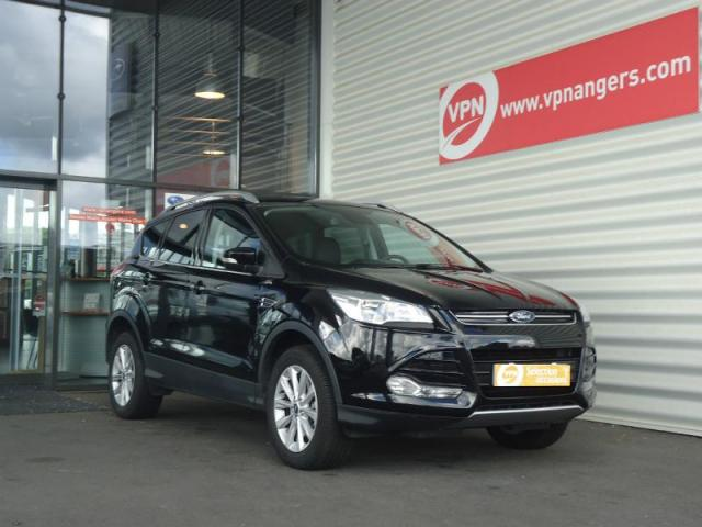 voiture occasion ford kuga 2 0 tdci 150ch stop start titanium 4x4 2016 diesel 49070 beaucouz. Black Bedroom Furniture Sets. Home Design Ideas