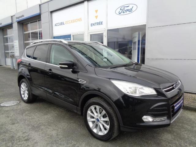 voiture occasion ford kuga 2 0 tdci 150ch titanium 2014 diesel 35510 cesson s vign ille et. Black Bedroom Furniture Sets. Home Design Ideas