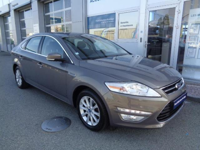 voiture occasion ford mondeo 2 0 tdci 140ch fap titanium 5p 2013 diesel 35510 cesson s vign. Black Bedroom Furniture Sets. Home Design Ideas