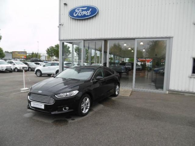voiture occasion ford mondeo 2 0 tdci 150ch titanium 5p 2016 diesel 27500 pont audemer eure. Black Bedroom Furniture Sets. Home Design Ideas