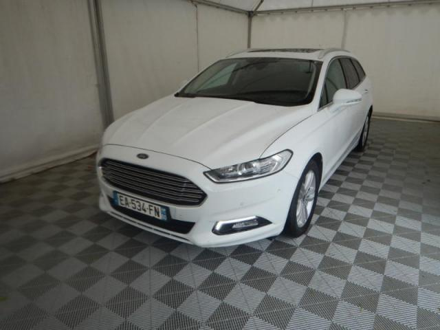 voiture occasion ford mondeo sw 2 0 tdci 150ch titanium 2016 diesel 44800 saint herblain loire. Black Bedroom Furniture Sets. Home Design Ideas
