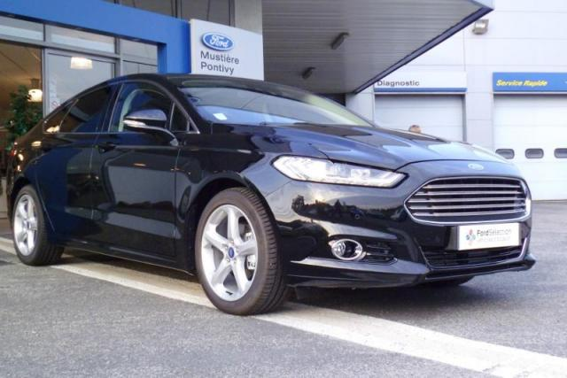 voiture occasion ford mondeo tdci 150 titanium 5p 2015 diesel 56300 pontivy morbihan. Black Bedroom Furniture Sets. Home Design Ideas