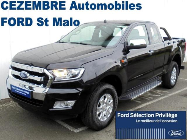 voiture occasion ford ranger 2 2 tdci 160ch super cab xlt sport 2016 diesel 35400 saint malo. Black Bedroom Furniture Sets. Home Design Ideas