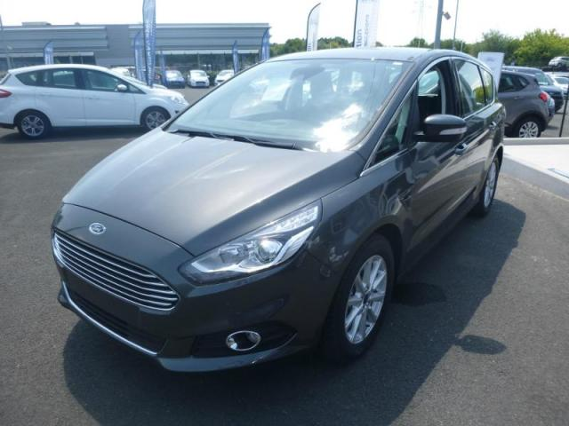 voiture occasion ford s max 2 0 tdci 150ch stop start titanium 2016 diesel 44800 saint herblain. Black Bedroom Furniture Sets. Home Design Ideas