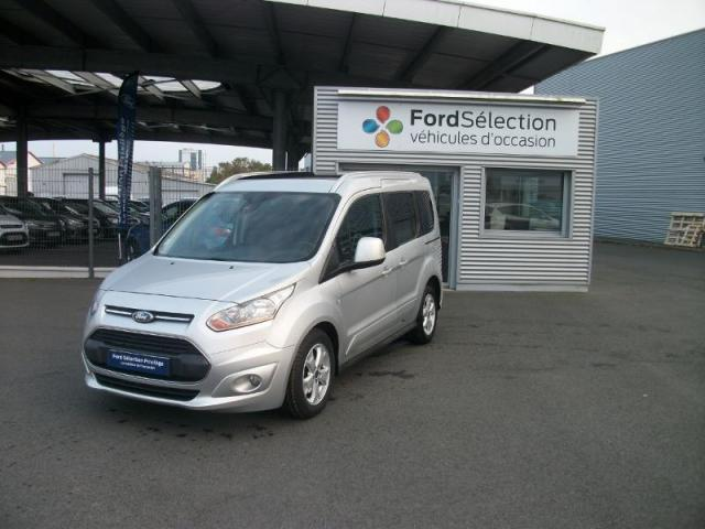 voiture occasion ford tourneo 1 6 tdci 115ch titanium 2015. Black Bedroom Furniture Sets. Home Design Ideas