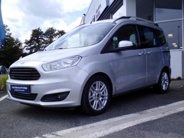 voiture occasion ford tourneo 1 5 td 95ch titanium euro6 2017 diesel 56300 pontivy morbihan. Black Bedroom Furniture Sets. Home Design Ideas
