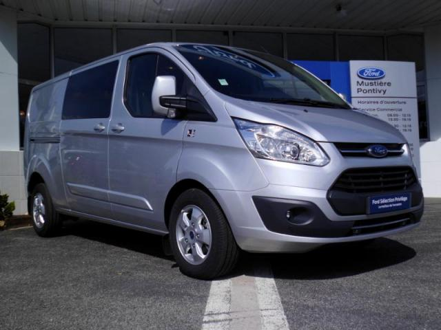voiture occasion ford transit 310 l2h1 2 0 tdci 130 cabine approfondie limited 2017 diesel 56300. Black Bedroom Furniture Sets. Home Design Ideas