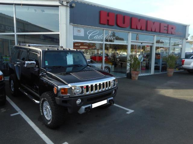 voiture occasion hummer h3 3 5 adventure ba 2007 essence 44980 sainte luce sur loire loire. Black Bedroom Furniture Sets. Home Design Ideas