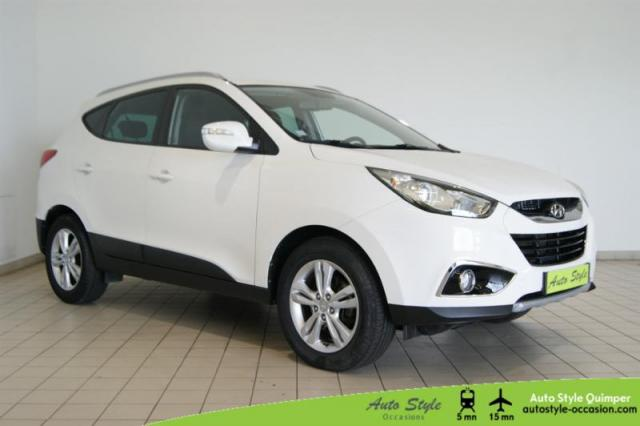 voiture occasion hyundai ix 35 2 0 crdi136 pack edition 4wd 2012 diesel 29000 quimper finist re. Black Bedroom Furniture Sets. Home Design Ideas