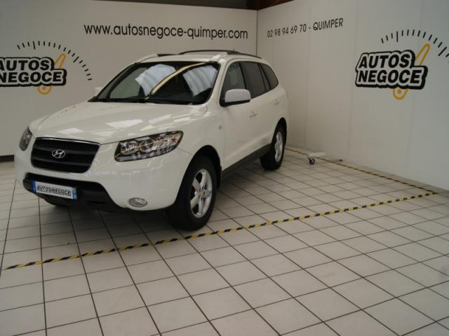 Hyundai santa fe fe 2 2 crdi155 pack edition cuir 4x2 2008 for Garage negoce auto