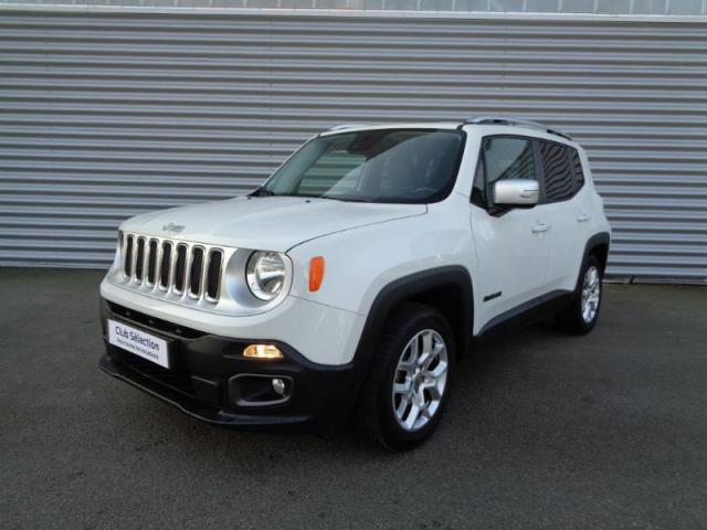 voiture occasion jeep renegade 1 4 multiair s s 140ch limited 2015 essence 56000 vannes morbihan. Black Bedroom Furniture Sets. Home Design Ideas