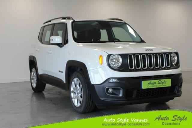 voiture occasion jeep renegade 1 6 multijet s s 120ch longitude 2015 diesel 56450 theix morbihan. Black Bedroom Furniture Sets. Home Design Ideas