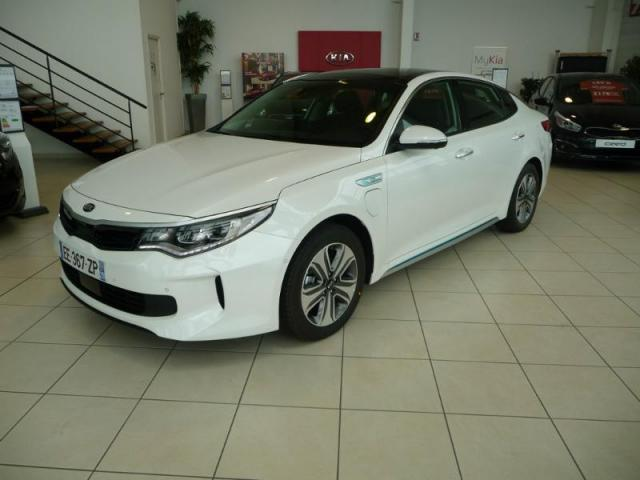 voiture occasion kia optima 2 0 gdi 205ch hybride