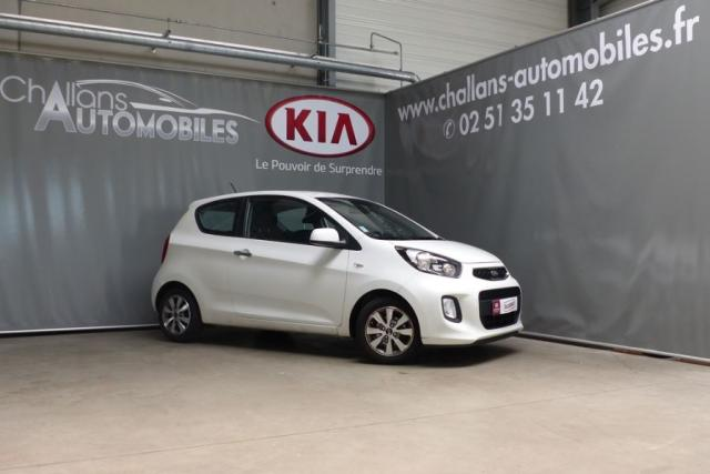 voiture occasion kia picanto 1 0 66ch active 3p 2016 essence 85300 challans vend e votreautofacile. Black Bedroom Furniture Sets. Home Design Ideas