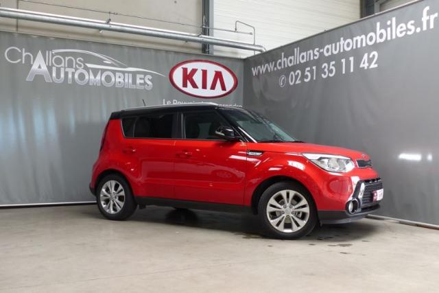 voiture occasion kia soul 1 6 crdi 136ch l 2016 diesel 85300 challans vend e votreautofacile. Black Bedroom Furniture Sets. Home Design Ideas