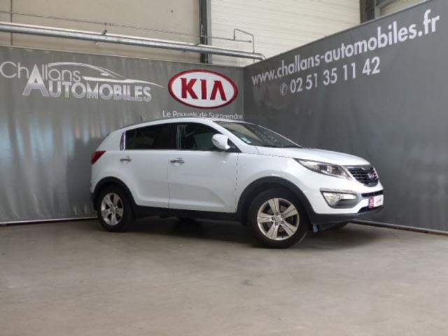 voiture occasion kia sportage 1 7 crdi 115 active smartdrive 2012 diesel 85300 challans vend e. Black Bedroom Furniture Sets. Home Design Ideas