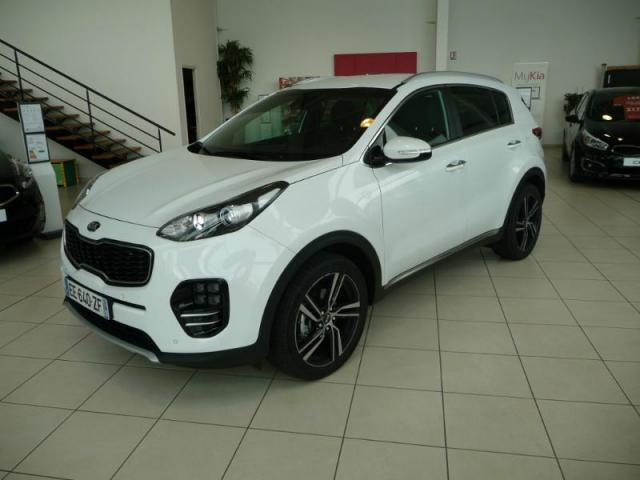 voiture occasion kia sportage 2 0 crdi 136ch isg gt line. Black Bedroom Furniture Sets. Home Design Ideas