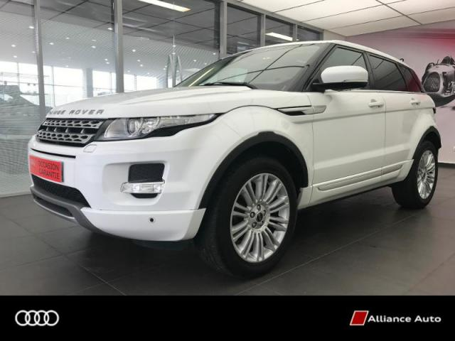 Voiture occasion land rover range rover 2 2 td4 prestige for Garage peugeot lannion 22300