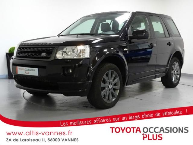voiture occasion land rover freelander td4 sport bva mark iv 2012 diesel 56000 vannes morbihan. Black Bedroom Furniture Sets. Home Design Ideas