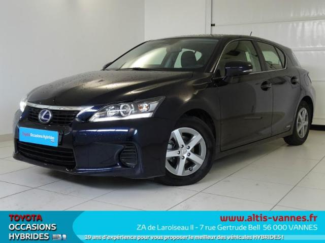 voiture occasion lexus ct 200h emotion business 2012 hybride 56000 vannes morbihan votreautofacile. Black Bedroom Furniture Sets. Home Design Ideas
