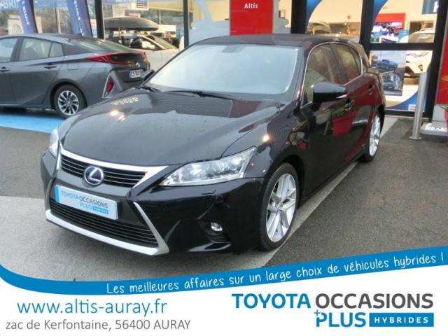 voiture occasion lexus ct 200h executive 2015 hybride 56400 pluneret morbihan votreautofacile. Black Bedroom Furniture Sets. Home Design Ideas
