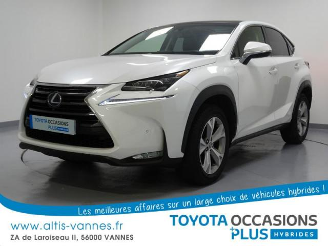 voiture occasion lexus nx 300h 4wd executive 2014 hybride 56000 vannes morbihan votreautofacile. Black Bedroom Furniture Sets. Home Design Ideas