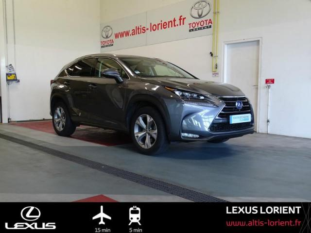 voiture occasion lexus nx 300h 4wd executive 2015 hybride 56600 lanester morbihan votreautofacile. Black Bedroom Furniture Sets. Home Design Ideas