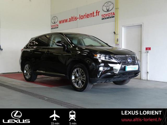 voiture occasion lexus rx 450h 2wd luxe 2013 hybride 56600 lanester morbihan votreautofacile. Black Bedroom Furniture Sets. Home Design Ideas