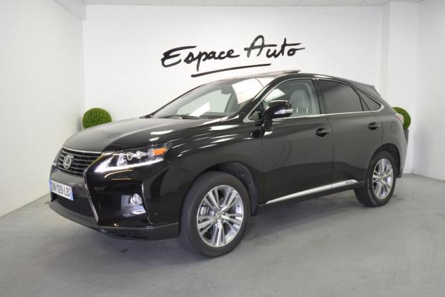voiture occasion lexus rx 450h 4wd luxe 2015 hybride 29000 quimper finist re votreautofacile. Black Bedroom Furniture Sets. Home Design Ideas