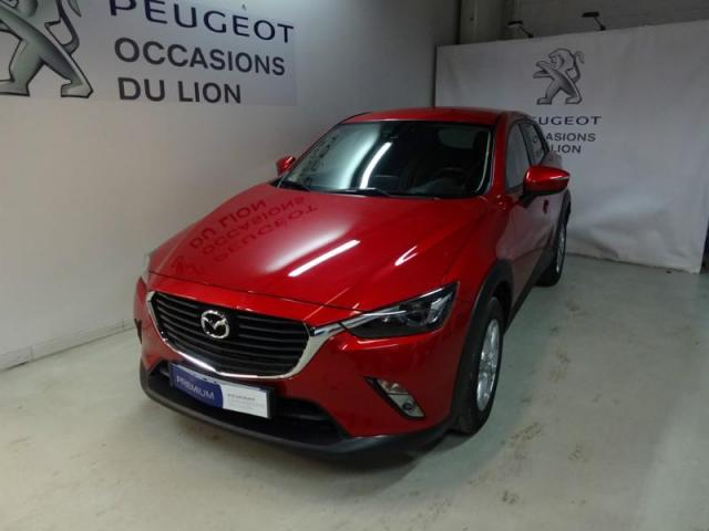 voiture occasion mazda cx 3 2 0 skyactiv g 120 dynamique 2015 essence 14000 caen calvados. Black Bedroom Furniture Sets. Home Design Ideas