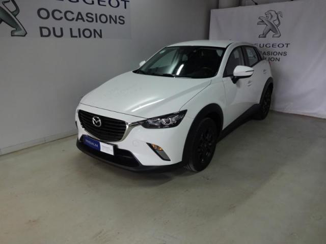voiture occasion mazda cx 3 2 0 skyactiv g 120 el gance. Black Bedroom Furniture Sets. Home Design Ideas