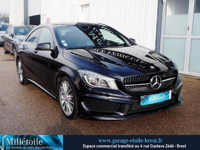 voiture occasion mercedes classe cla 200 cdi fascination 2013 diesel 29200 brest finist re. Black Bedroom Furniture Sets. Home Design Ideas