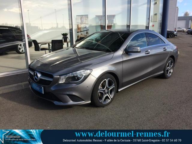 voiture occasion mercedes classe cla 220 cdi 177ch sensation 7g dct 2015 diesel 35400 saint malo. Black Bedroom Furniture Sets. Home Design Ideas