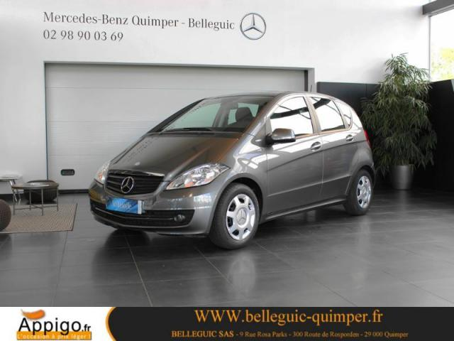 voiture occasion mercedes classe a 160 cdi classic 2009 diesel 29000 quimper finist re. Black Bedroom Furniture Sets. Home Design Ideas