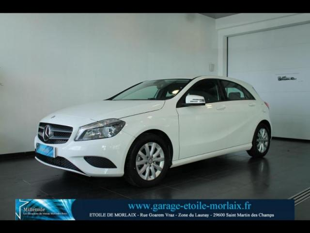 voiture occasion mercedes classe a 160 cdi intuition 2015 diesel 29600 morlaix finist re. Black Bedroom Furniture Sets. Home Design Ideas