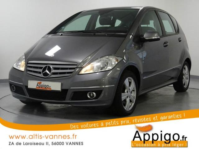 voiture occasion mercedes classe a 180 cdi avantgarde cvt 2011 diesel 56000 vannes morbihan. Black Bedroom Furniture Sets. Home Design Ideas