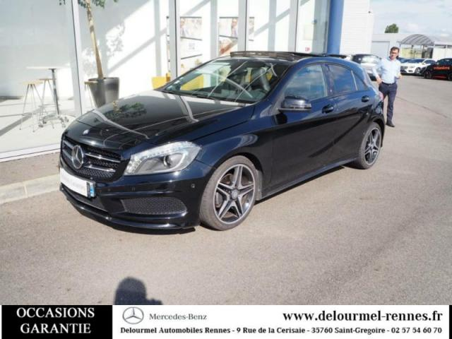 voiture occasion mercedes classe a 180 cdi fascination 2013 diesel 35760 saint gr goire ille et. Black Bedroom Furniture Sets. Home Design Ideas