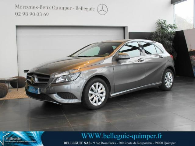 voiture occasion mercedes classe a 180 cdi intuition 2013. Black Bedroom Furniture Sets. Home Design Ideas