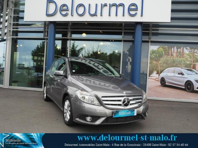 voiture occasion mercedes classe b 180 cdi design 2013