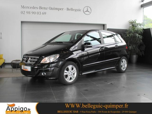 voiture occasion mercedes classe b 200 cdi design cvt 2010 diesel 29000 quimper finist re. Black Bedroom Furniture Sets. Home Design Ideas