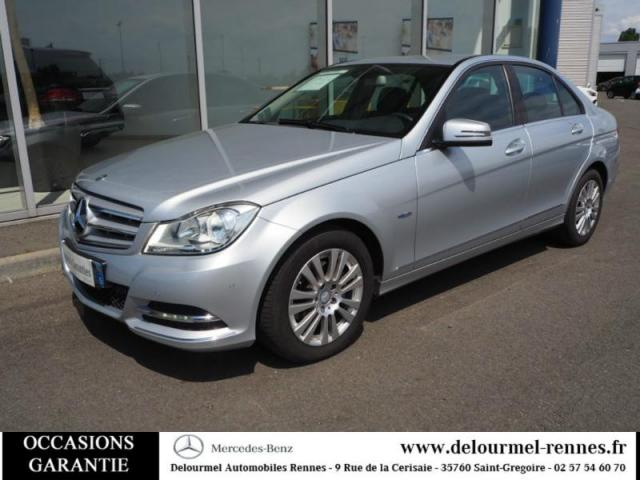 voiture occasion mercedes classe c 220 cdi el gance executive 7g tronic 2011 diesel 35760 saint. Black Bedroom Furniture Sets. Home Design Ideas